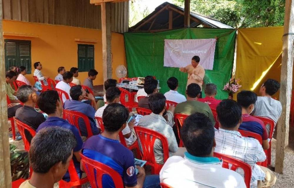Cassava farmers and traders in Battambang adopt more productive systems and practices